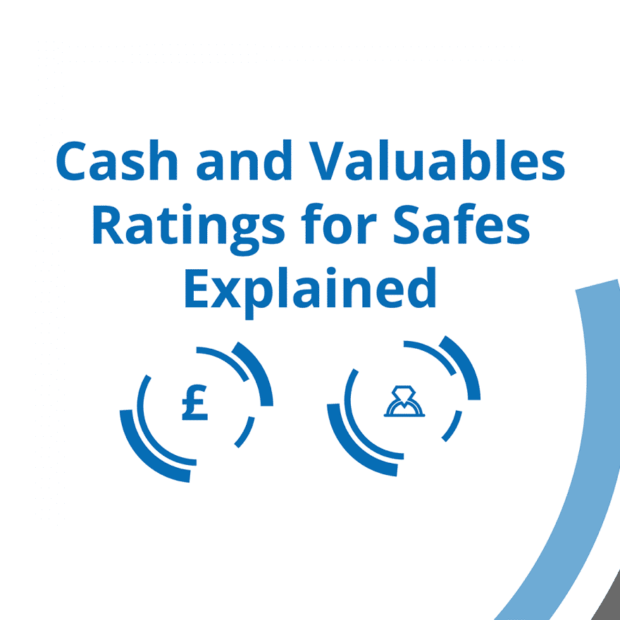 Associated security-Cash and Valuables Ratings for Safes- Explained