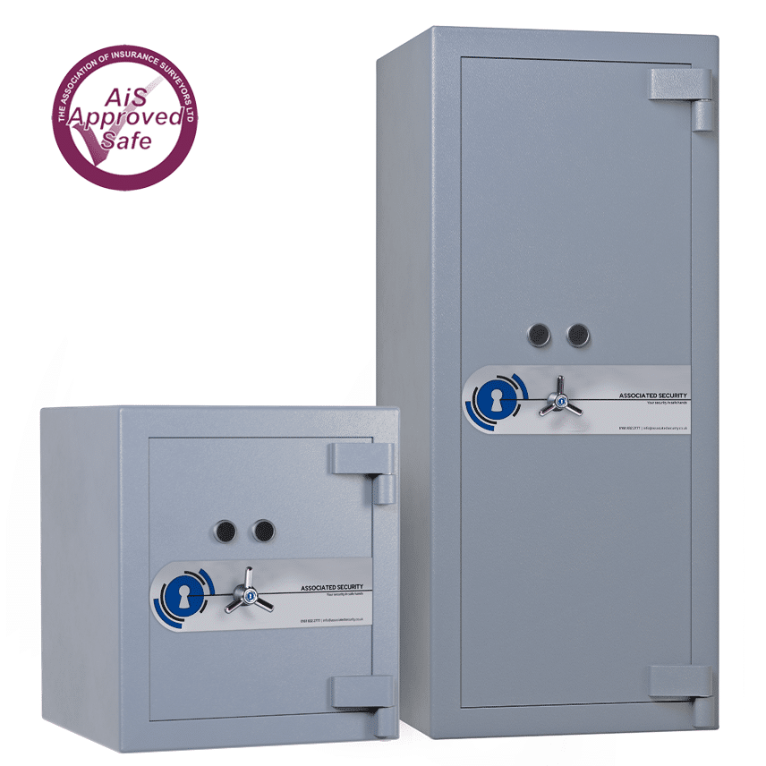 AiS Insurance Approved-graded safes- eurograde safes - cash safes - home safes - business safes