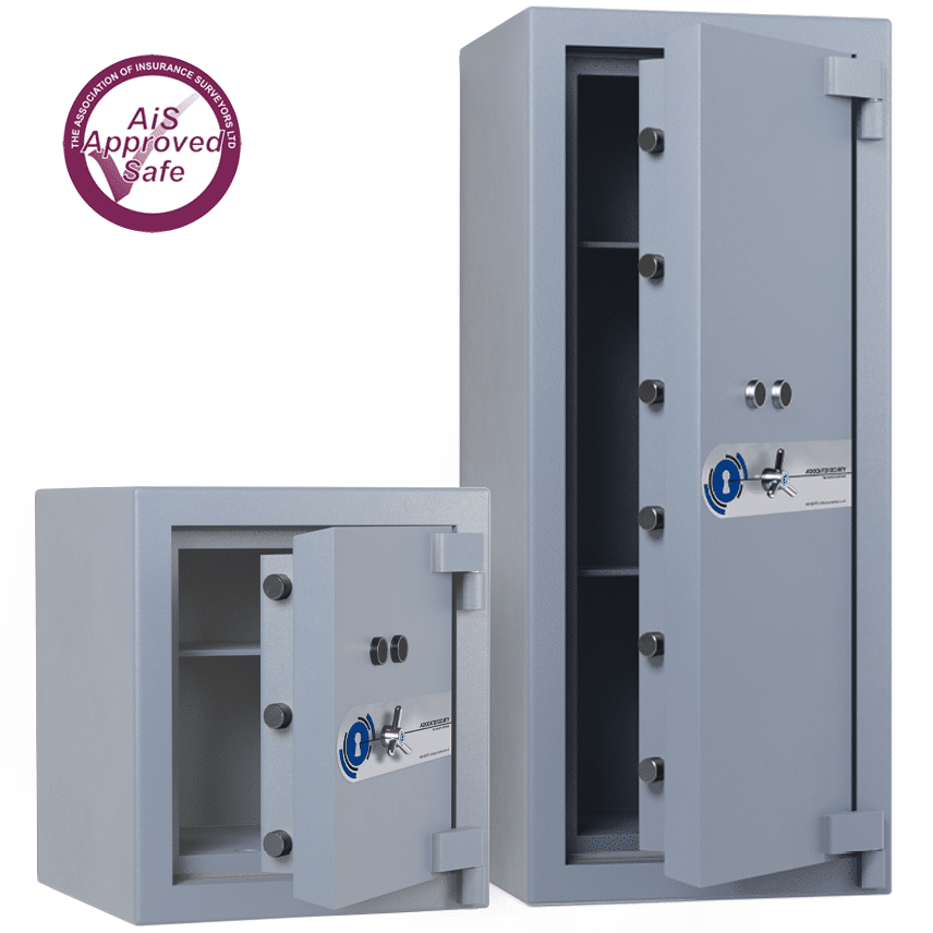 AiS-Insurance Approved-Grade 6 Safe- eurograde safes - cash safes - home safes - business safes