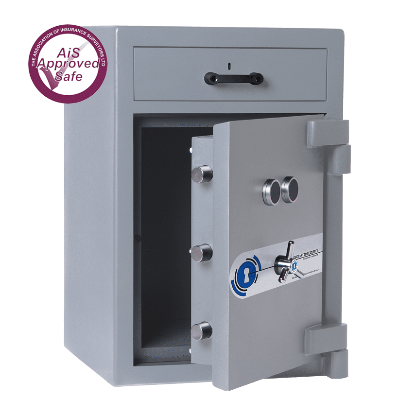 Insurance-Approved-Drawer Trap Deposit Safe -Deposit Safe - Cash Safe - Commercial Safe