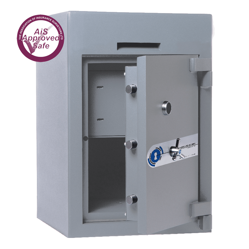 Insurance-Approved-Envelope Slot Deposit Safe -Deposit Safe - Cash Safe - Commercial Safe