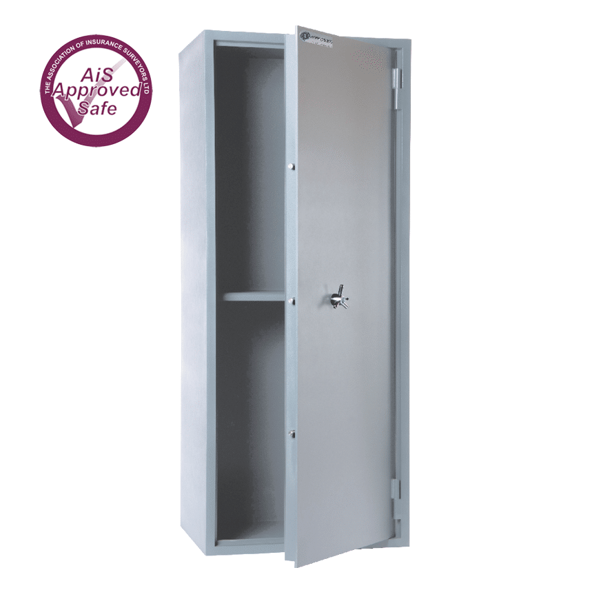 AS-2020-AiS-Insurance-Approved-Associated Security Secure Storage Cabinets 700l Made In Britain