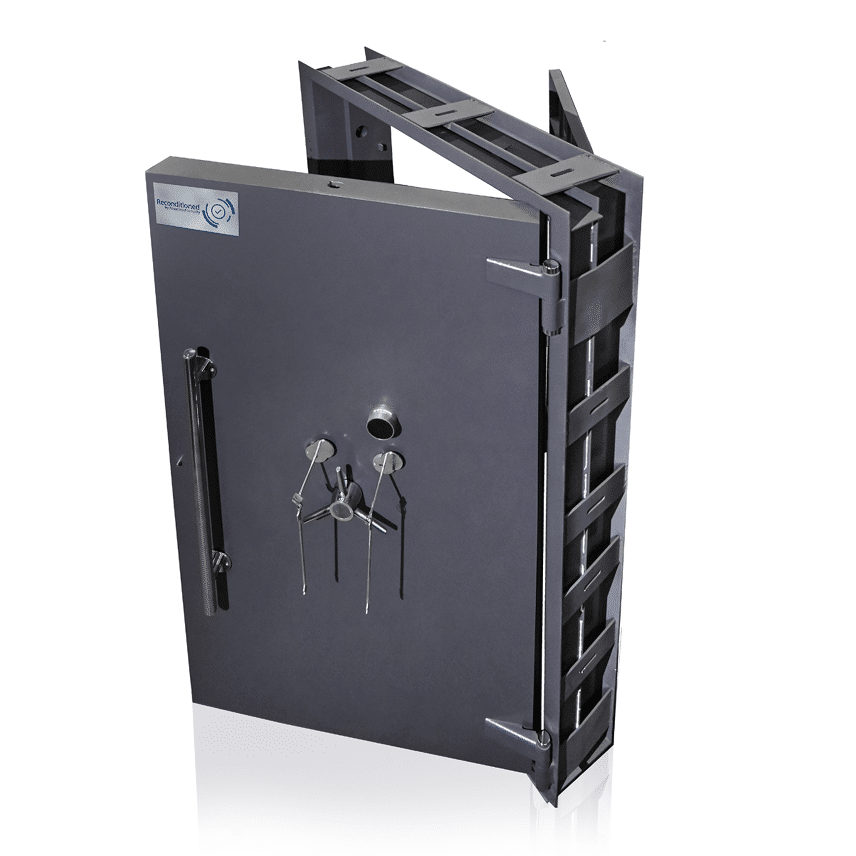 Associated Security Reconditioned - Safes Vaults Doors
