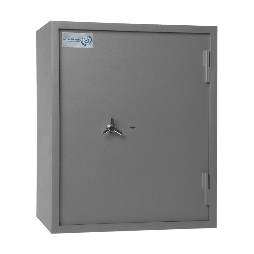 AS Associated Security Reconditioned Safes Vaults Doors - Cabinets