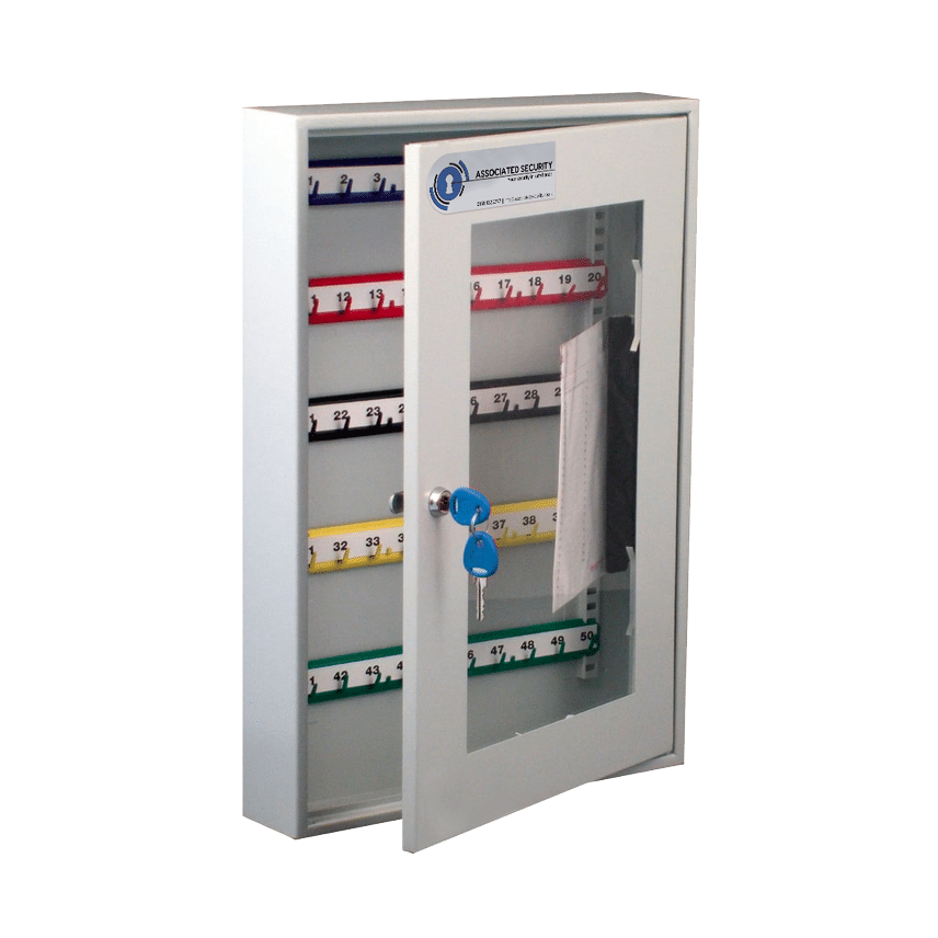 Secure Key Cabinet Window Retail Office Hospitality Public Private Sector Healthcare