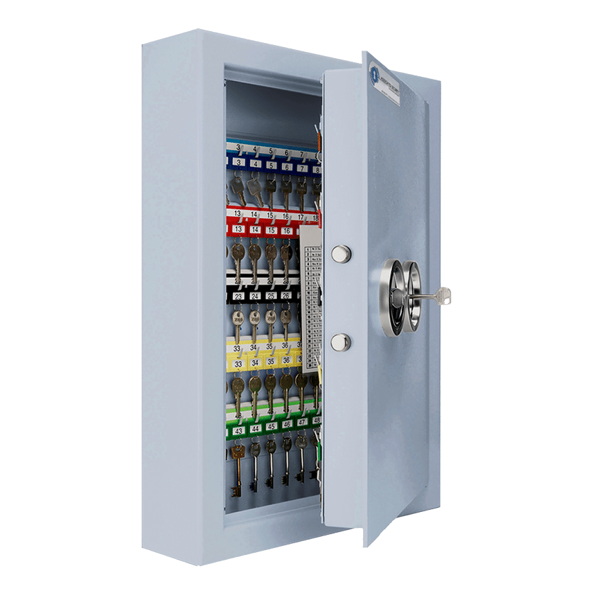 Secure Key Cabinets Retail Office Hospitality Public Private Sector Healthcare