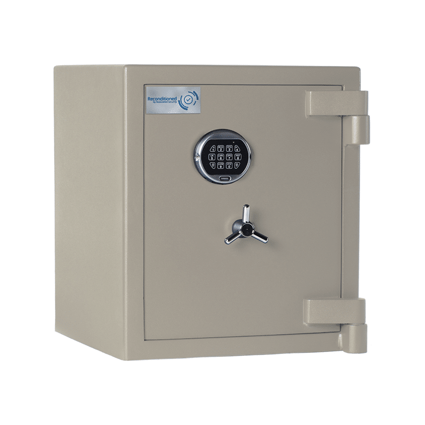 Associated Security Reconditioned Safes - Second-Hand Safes - Refurbished Safes