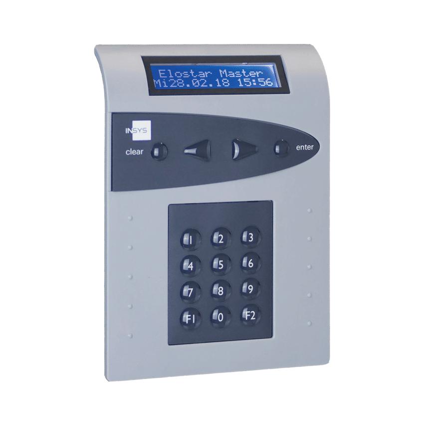 Insys Elostar Master Safe Lock - Insys Safe Lock - Electronic Safe Lock - Digital Safe Lock