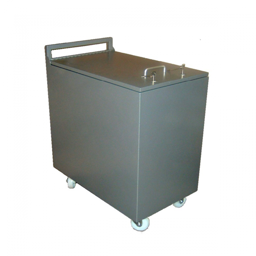 Associated Security Solutions - Cash Management - Retail Hospitality -Commercial - Coin Trolleys
