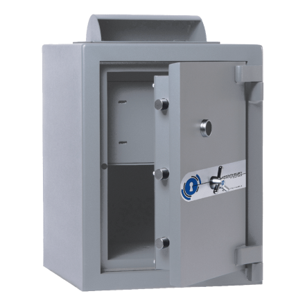 Associated-Security- Rotary Deposit Safe