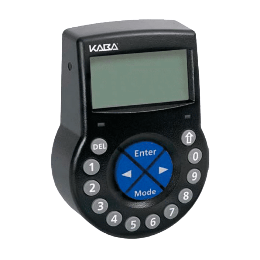 Dormakaba Axessor USB Safe Lock - Electronic Safe Lock - Digital Safe Lock