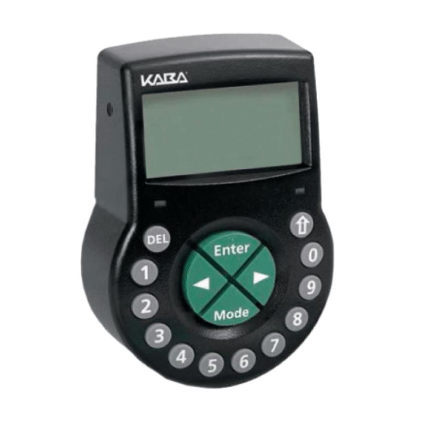 Safe-Locks-Kaba Axessor CIT Electronic safe lock Digital
