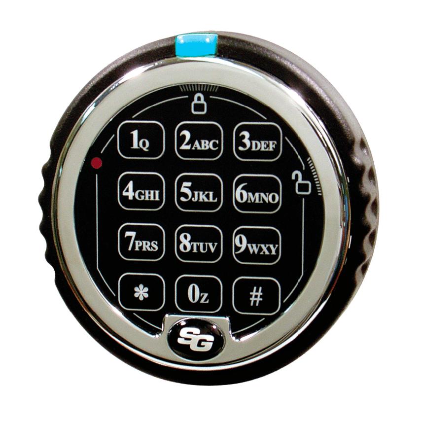 Safe Locks-S&G Sparton 1007 high-security electronic Safe locks.png