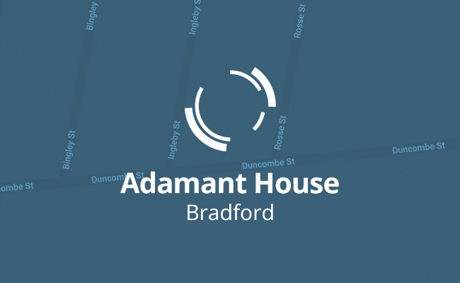 Contact Us - Bradford - Adamant House - Duncombe Street - Bradford - Yorkshire-2020