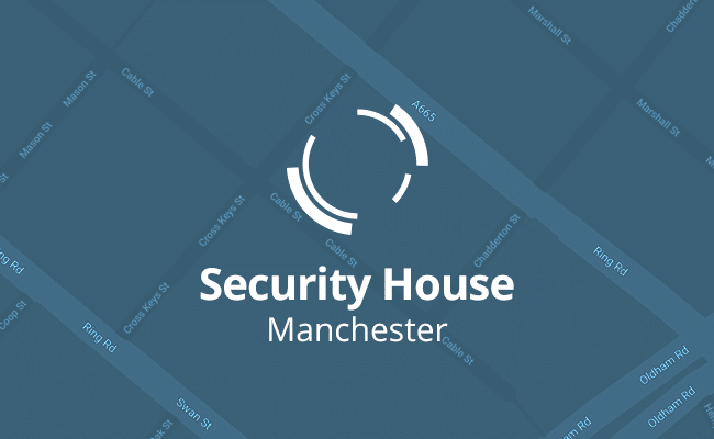 Contact Us - Manchester - Security House - Addington Street - Ancoats - Manchester2020