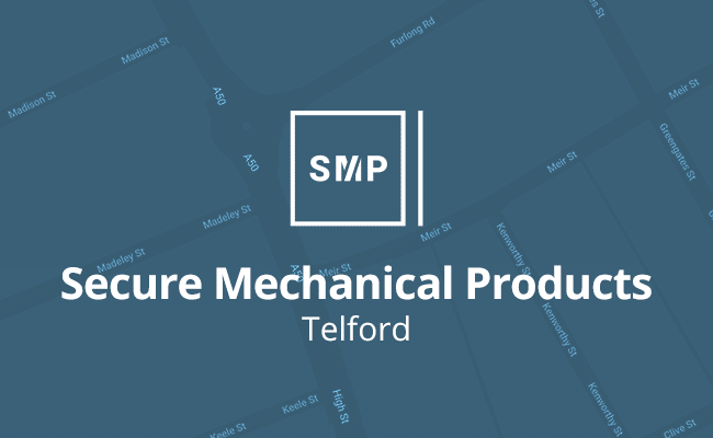 Contact Us - Telford - Secure Mechanical Products - Halesfied 24 Shropshire-Associated Security