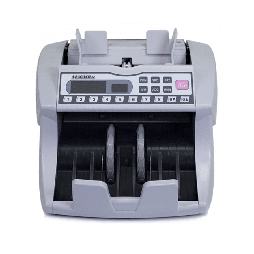 Note Counter- Associated Security Solutions - Cash Management - Retail Hospitality Commercial