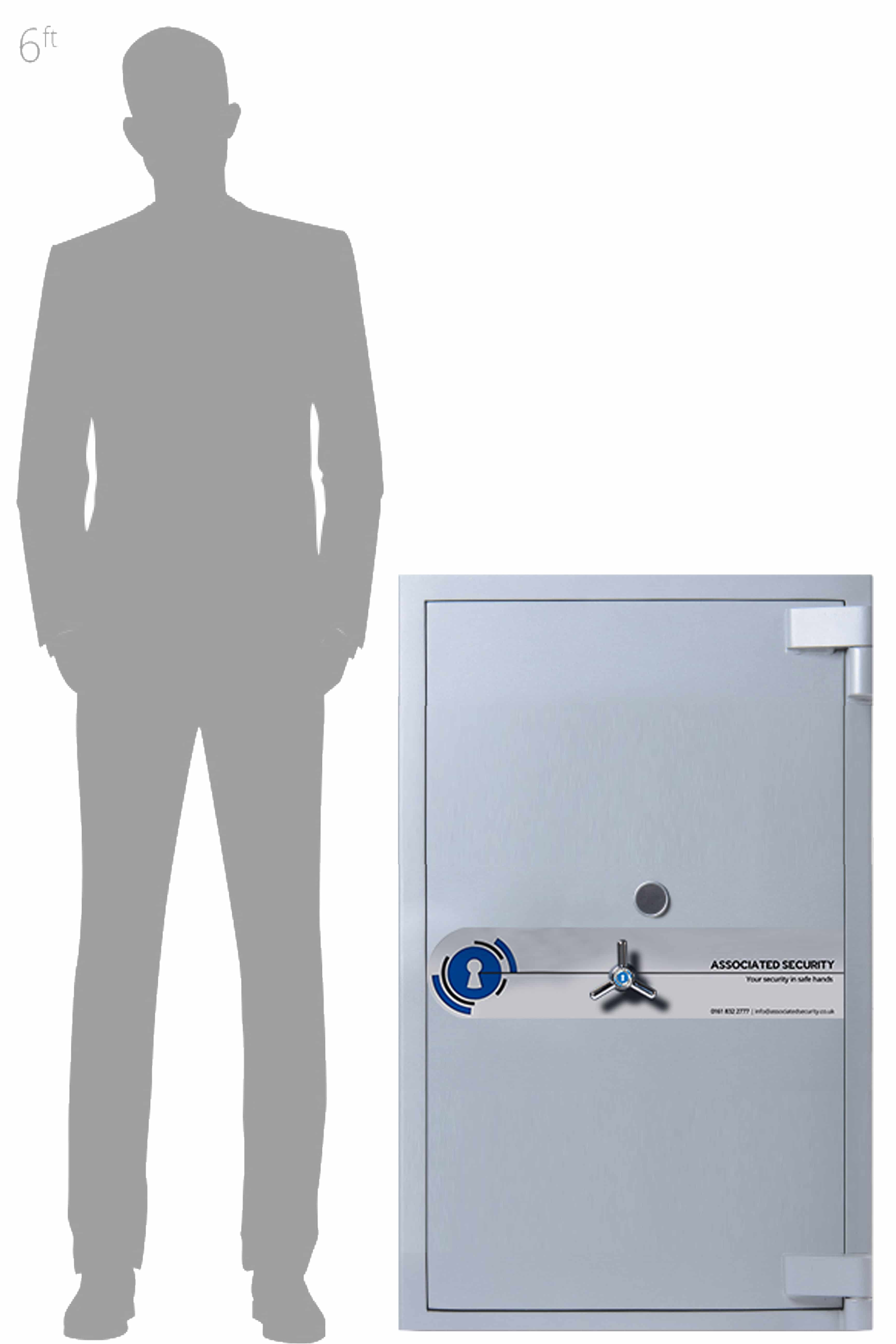 Associated Security- Graded safes-AiS-Insurance-Approved-Associated Security-Made In Britain