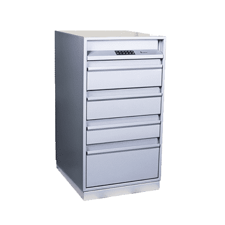 4 Point Cash Drawer