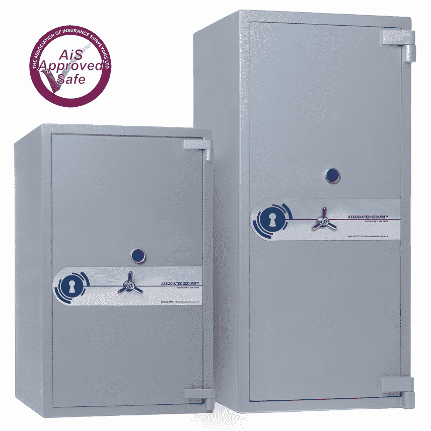 Associated-AS-2020-AiS-Insurance-Approved-AS-2020-safes-G3-2020 graded safes- eurograde safes - cash safes - home safes - business safes