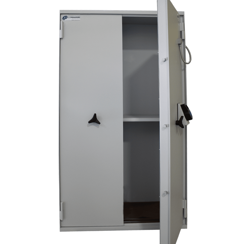 Associated Security Bespoke Cabinets-Made in Britan