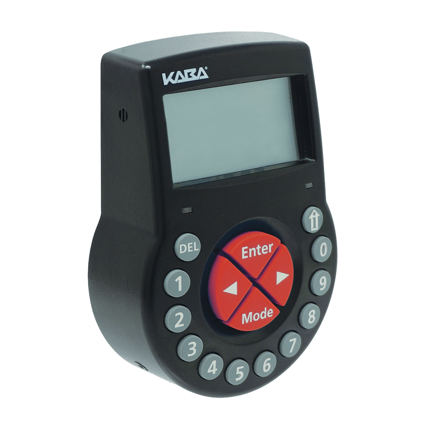 Associated Security - Dormakaba Axessor IP Safe Lock - Main - Product Page