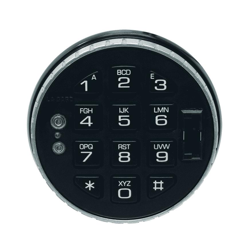Associated Security-La Gard Audit Gard Digital Safe Lock 2