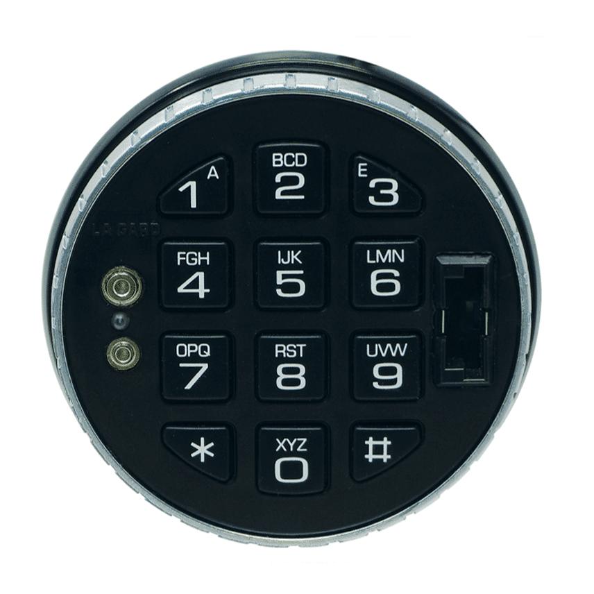 Associated Security - La Gard - Audit Gard Digital - Safe Lock - 856