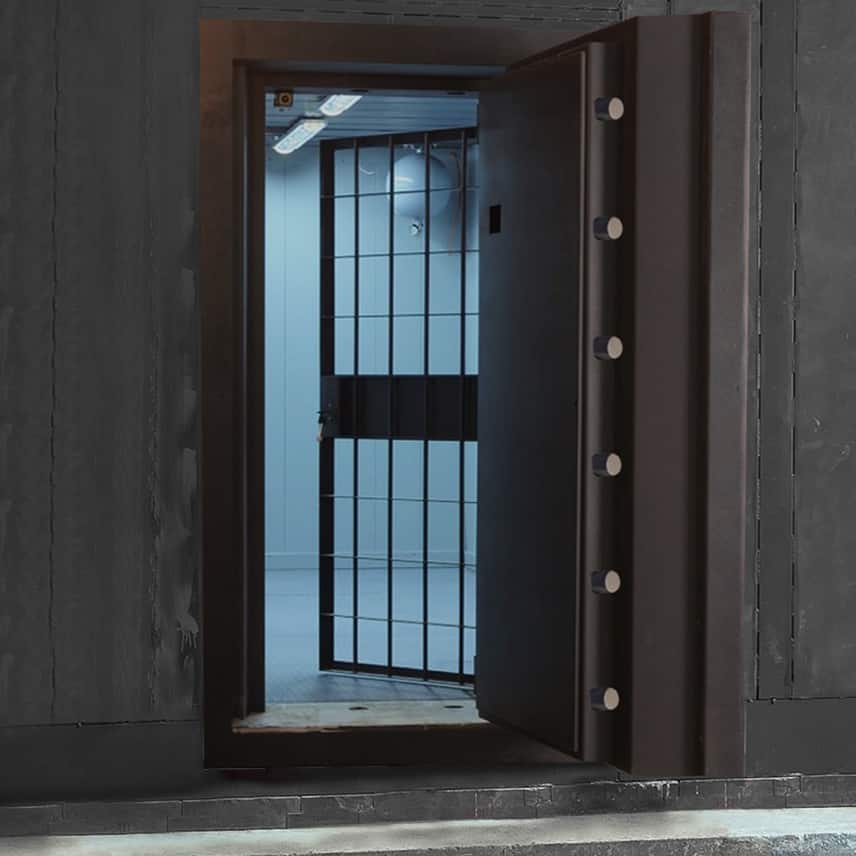Reconditioned Vaults- Associated Security