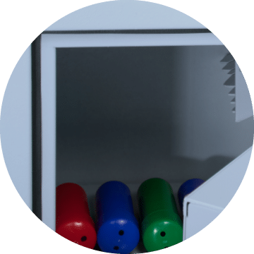 Associated Security - Safes - Secure Storage - Optional Extras - Capsule Deposit