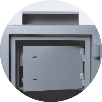 Associated Security - Safes - Secure Storage - Optional Extras - Rotary and Inner Cupboard
