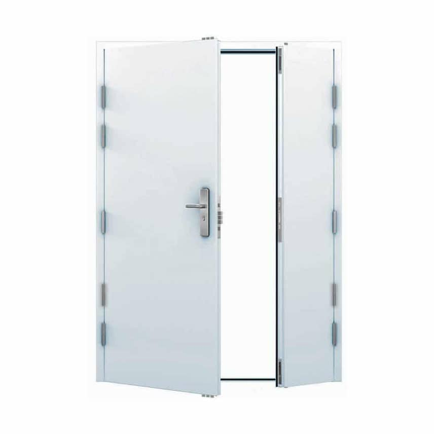 Associated Security-Security Doors-Security Entrance & Exit Doors