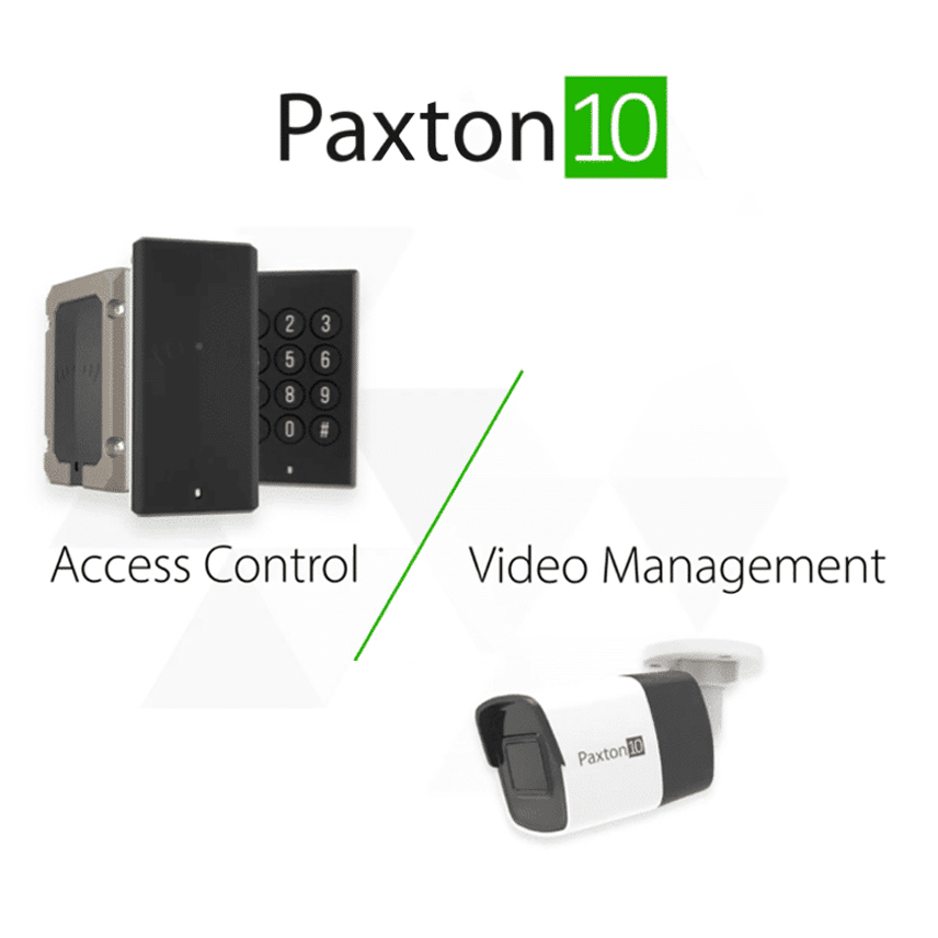 Associated Security Solutions - Access Control - Paxton 10-Paxton
