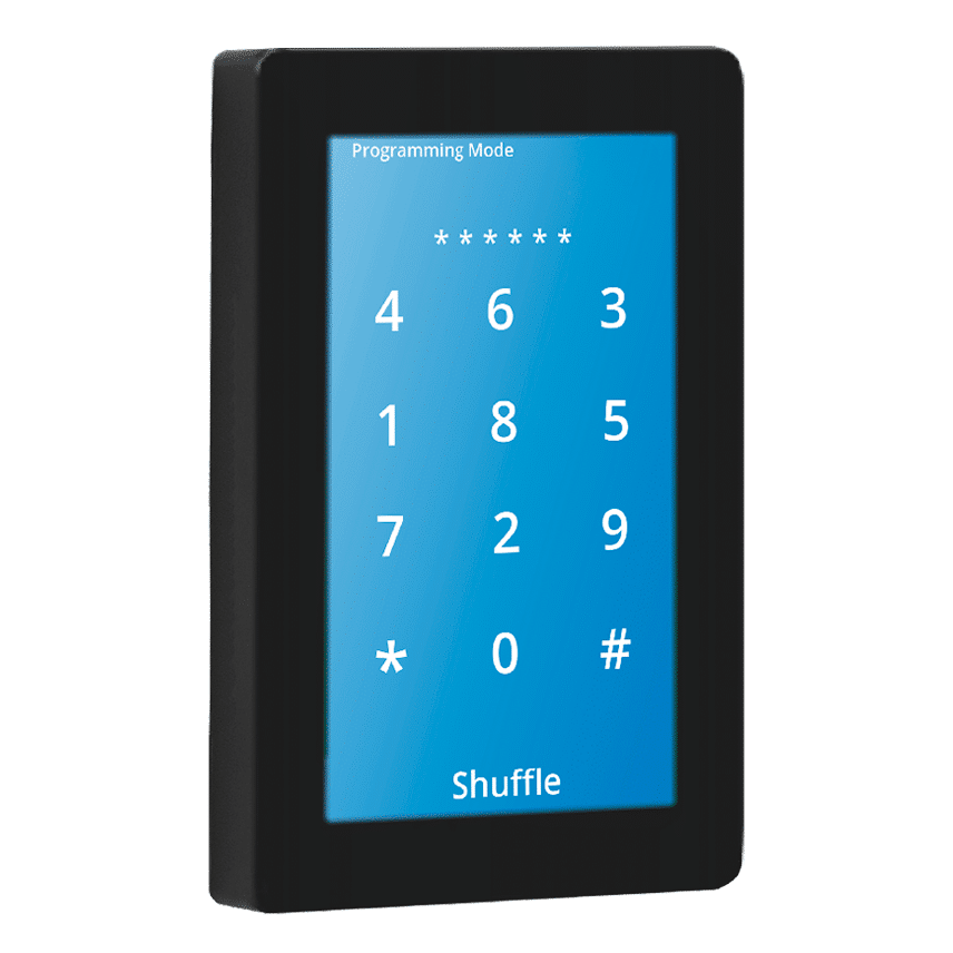 Associated Security Flexi Keypad-Access Control