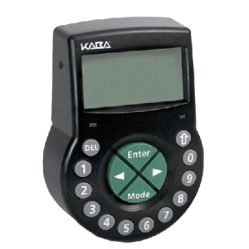 Locking Options - - Safes -Dormakaba Axessor CIT Safe Lock