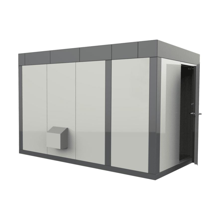 Static ATM Enclosure - Protection ATM