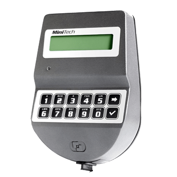 Associated Security Solutions - Tecnosicurezza MiniTech Safe Lock