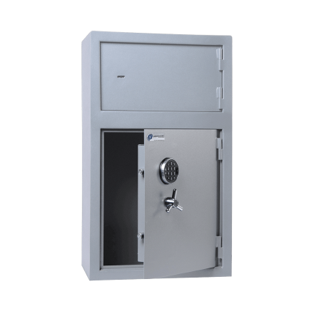 Associated Security Solutions Dual Door Controlled Drugs Cabinets