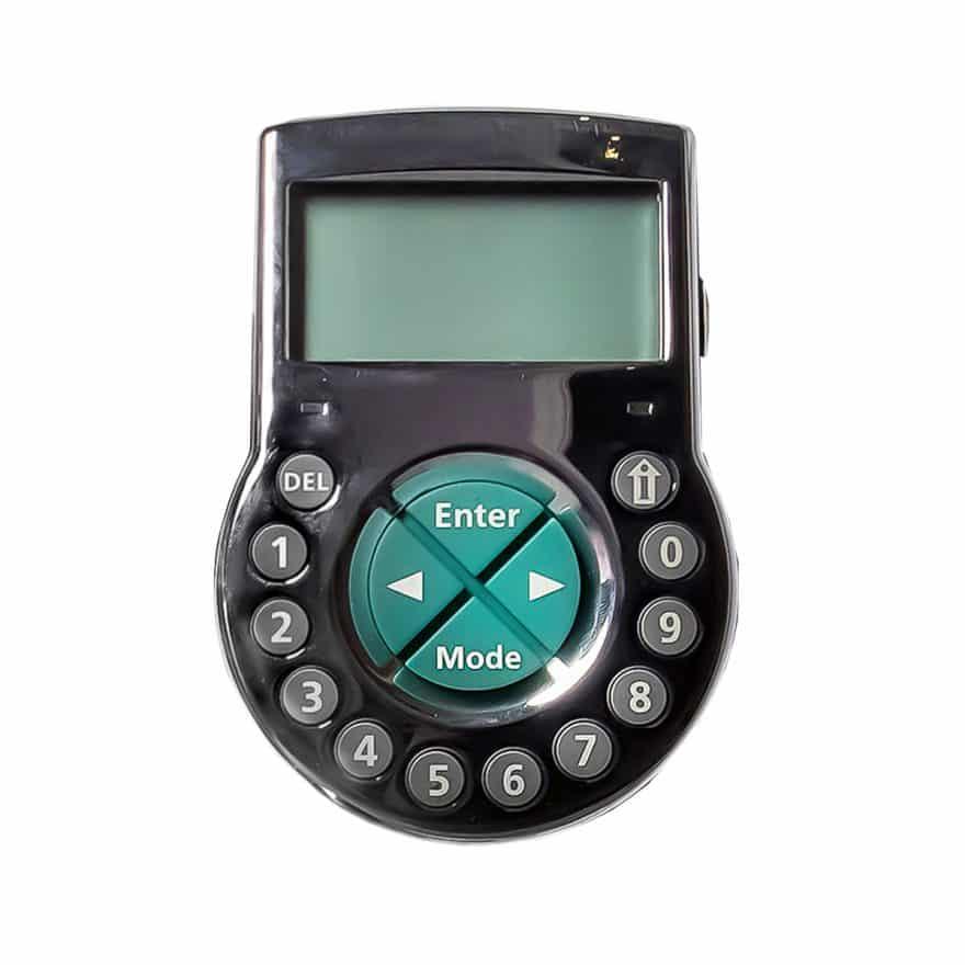 Enigma Digital Safe Lock Cut Out