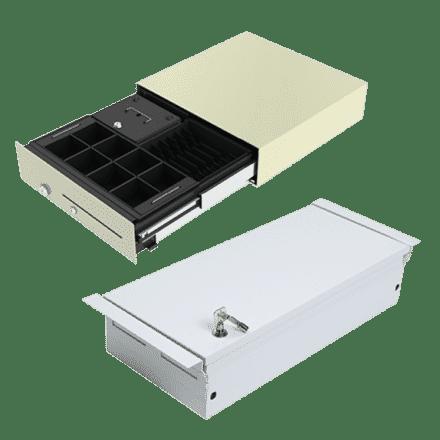 Integrated & Flip Lid Skimmer