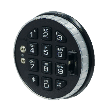 La Gard AuditGard Digital - Safe Lock