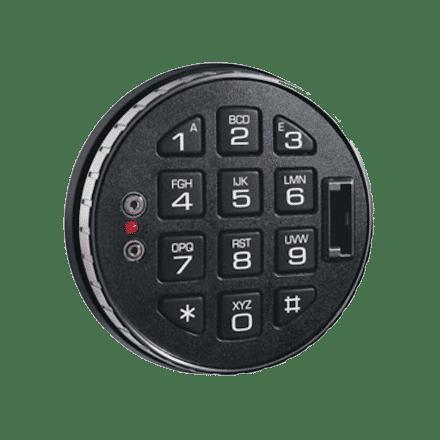 La Gard Auditgard Digital Safe Lock