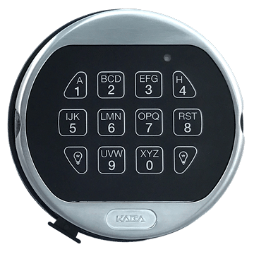 La Gard Combogard Pro Digital Safe Lock - Locking Options