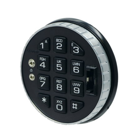 La Gard Supra Digital Safe Lock