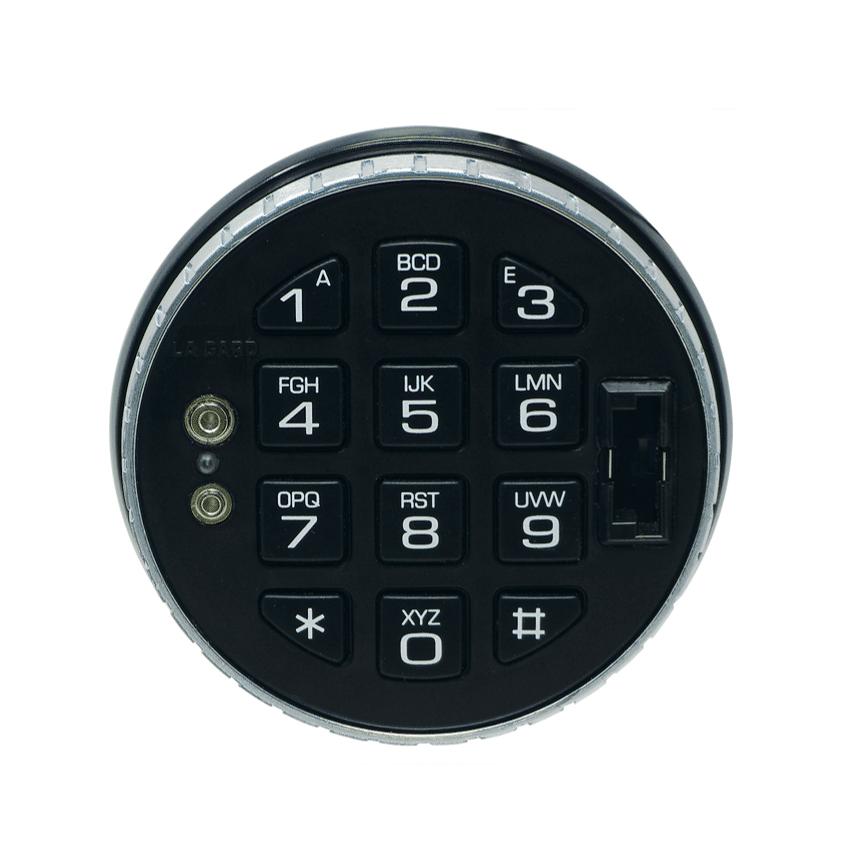 La Gard TL11 Digital Safe Lock-Associated Security