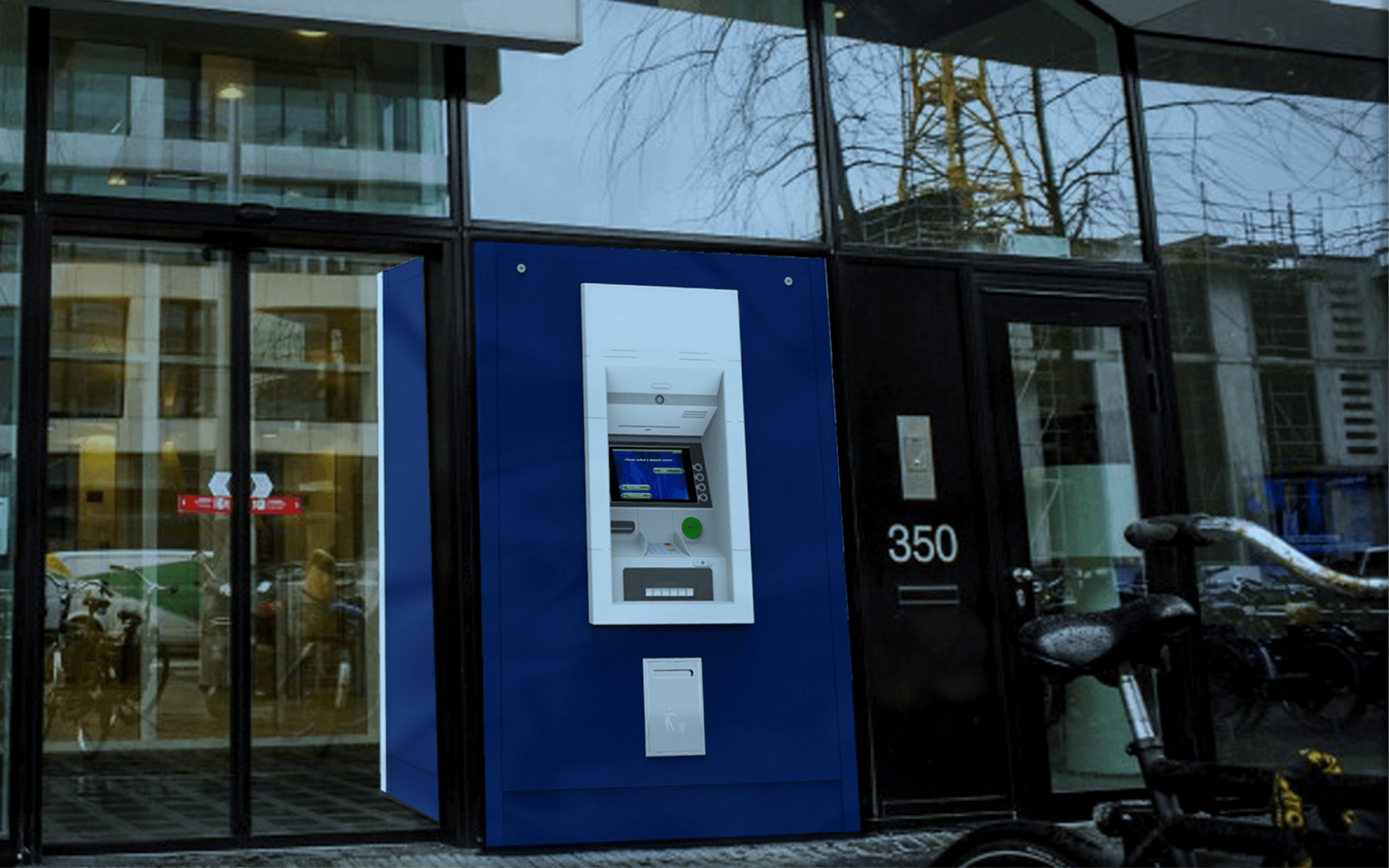 Associates Security Telescopic ATM Pods