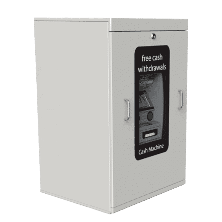 Vulcan Telescopic ATM Pods