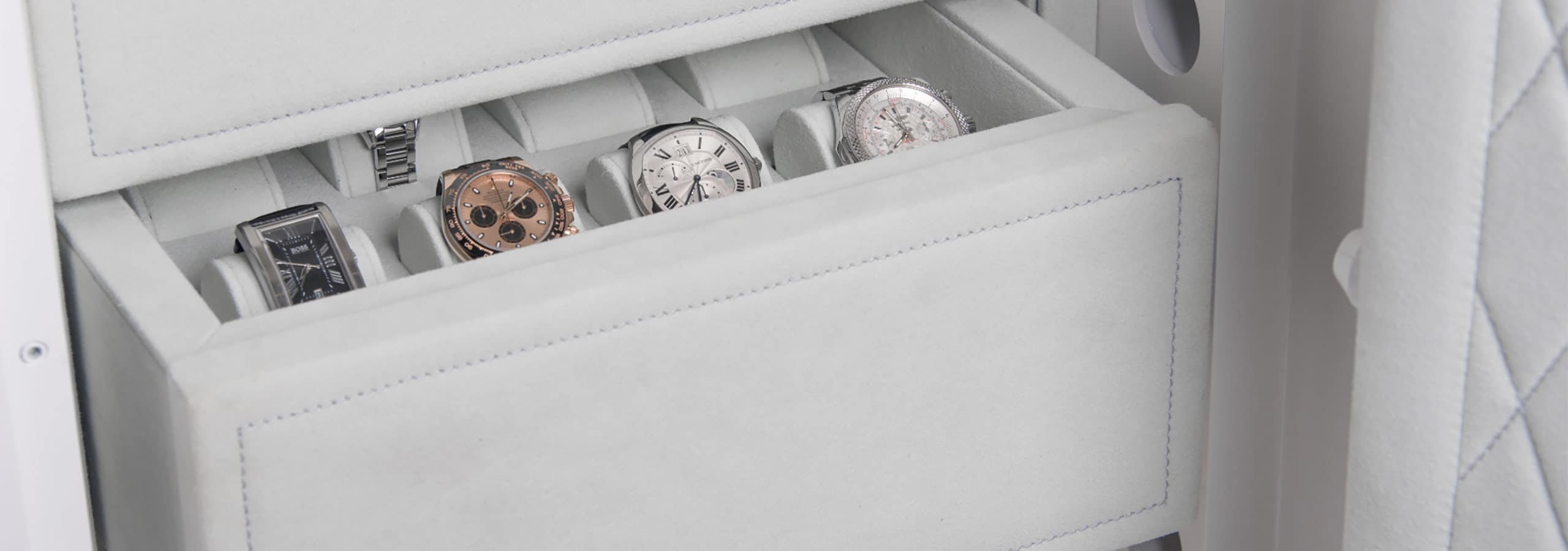 Associated Security luxury safe
