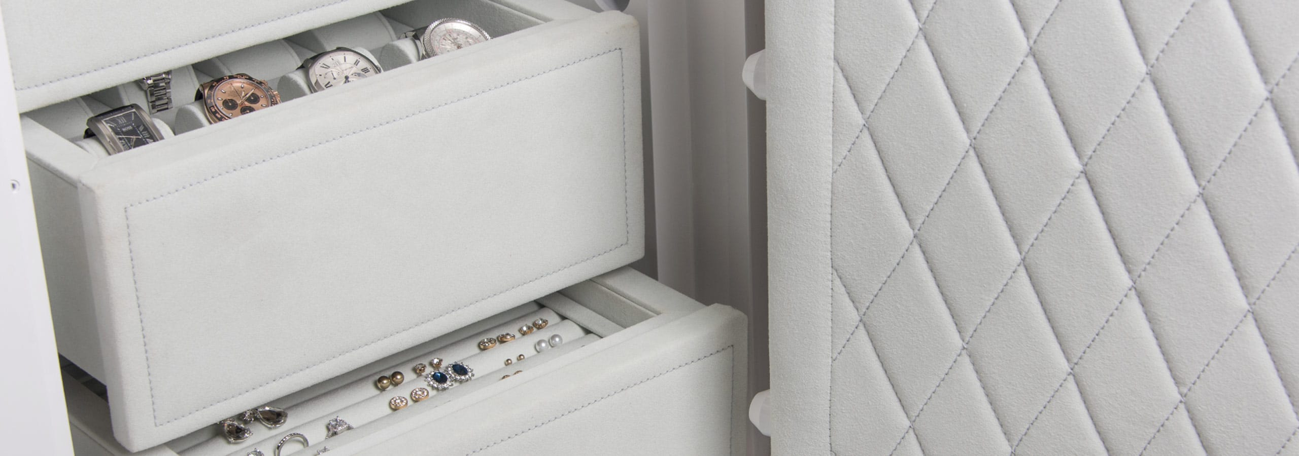 Associated Security- luxury safes handmade in Great Britain