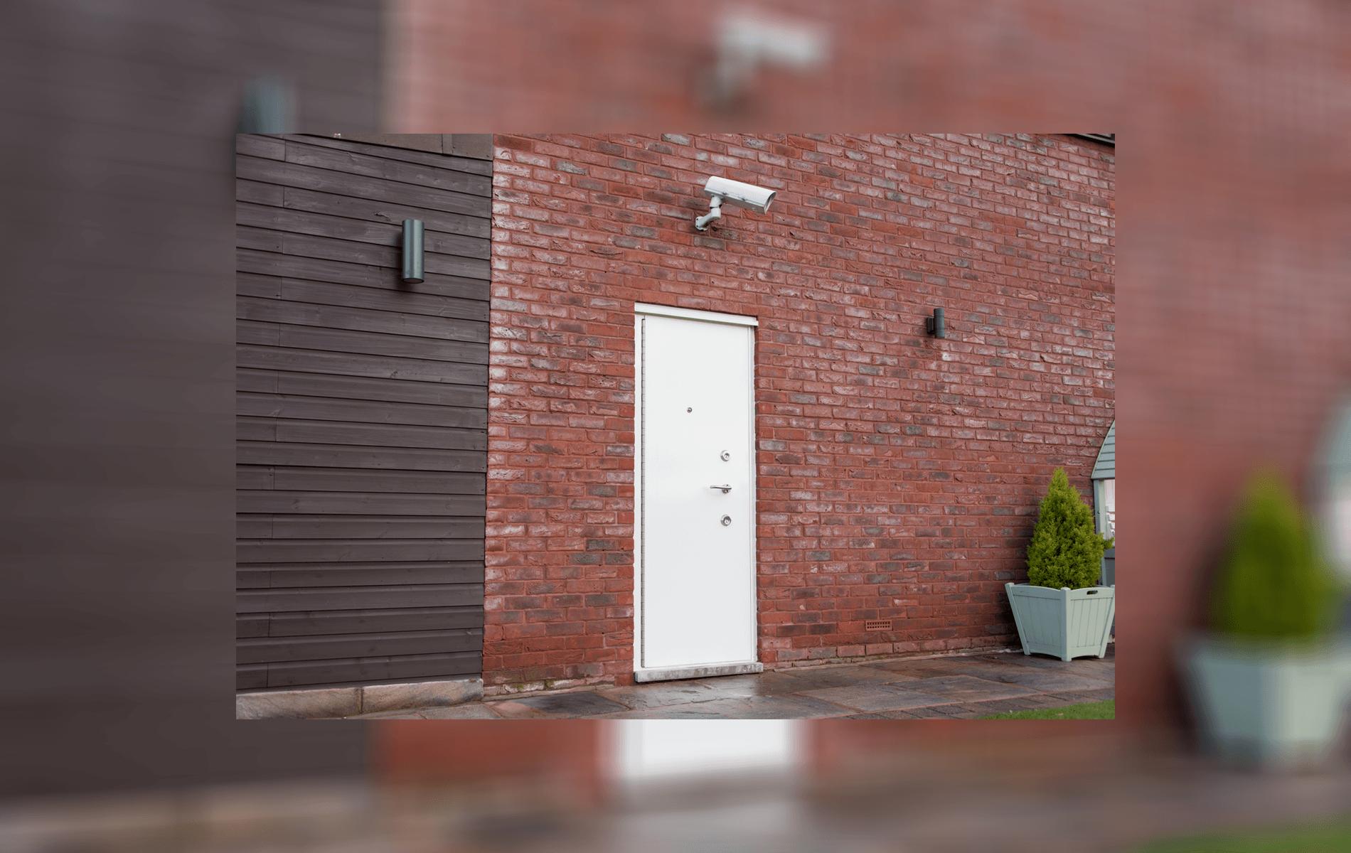 Associated Domestic Security Door